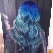 Subtle Blue Highlights 29 Blue Hair Color Ideas For Daring Women Euroleft Org
