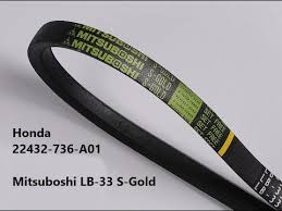 Mitsuboshi Belt Size Chart Honda Snowblower Alternative Replacement Belt For Honda Auger Belt 22432 736 A01 Mitsuboshi Lb 33