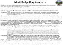 Merit Badge Pdf Dolap Magnetband Co