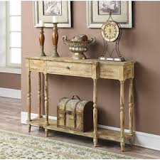 Exceptional ... Beautiful Inside Console Table 12 Inches Deep Convenience Concepts  Wyoming Weathered Console Table 12 Deep Console