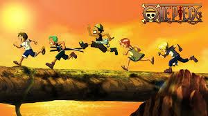 One Piece Desktop Wallpaper 4k