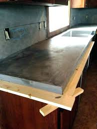 how to refinish concrete countertops concrete over laminate resurface laminate in refinishing kit refinish with concrete how to refinish