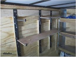 e track shelving rackem side wall shelf supports review etrailer com