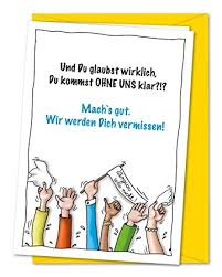 Xl Karte Zum Abschied Von Kollegen Oder Freunden In Rente Ruhestand
