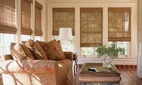 Image of: sunroom window treatments ideas