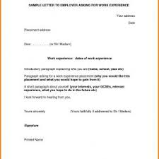 Formal Letter Format Sample Working Experience Letter Format Sample Fresh Formal Letter Format ...