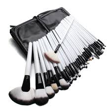 best professional makeup brushes. professional makeup brush set 32 pieces (white) best brushes 2
