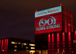 state farm corporate headquarters 90 years strong by state farm