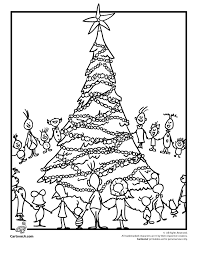 Small Picture How The Grinch Stole Christmas Coloring Pages AZ Coloring Pages