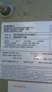public surplus auction 1320658 1320658 huebsch dryer
