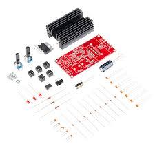 sparkfun audio amplifier kit sta540