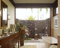 40 Amazing Inspirations That Take The Bathroom Outdoors Enchanting Beautiful Master Bathrooms Exterior