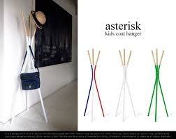 Kids Coat Rack zenyou Rakuten Global Market し掛け asterisk kids coat hanger 9