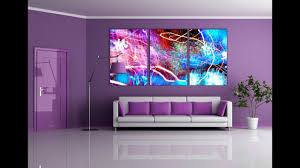 Purple Wall Design For All Purple Wall Paint Living Room Furniture Decor Ideas