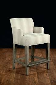 counter height barstool with arms marvelous swivel stools backs home furniture