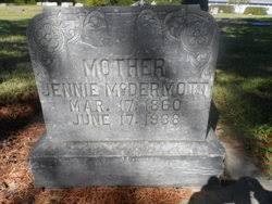 Jennie McDermott (1860-1938) - Find A Grave Memorial