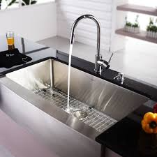 Soap Pump For Kitchen Sink Tags  Magnificent Built In Soap Kitchen Sink Built In Soap Dispenser