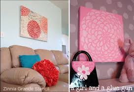 weekend diy project stenciled canvas wall art stencil stories on diy stencil canvas wall art with weekend diy project stenciled canvas wall art crafts pinterest