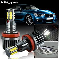 2007 Bmw 328i Halo Light Bulb Details About 240w H8 12led Angel Eyes Halo Ring Light Bulb For Bmw E60 E61 E63 E82 E90 E92 X5
