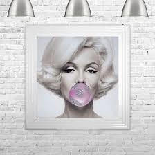 marilyn monroe photo frame vintage wall art 150 00 uk us eu