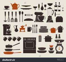 Kitchen Appliances And Utensils
