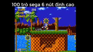 Hội những người thích chơi Game xưa - Sega Genesis ( điện tử 6 nút )