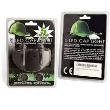 Best Hat Clip Light Under Brim Clip On Hat Light Fishing Camping Cougar