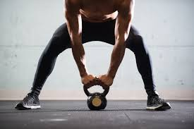Kettlebell Sizes Chart How To Choose The Right Kettlebell Weight Mens Journal