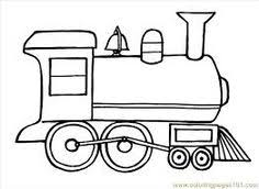Small Picture Free Online Printable Kids Colouring Pages Train On Bridge