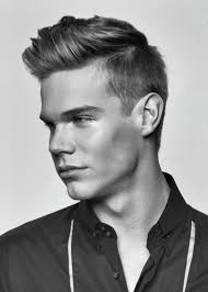 Hairstyles For Men To The Side Mens Haircuts Short At The Sides Long On Top Awesome Mens Short