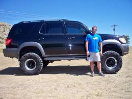 2004 Lifted Sequoia - YotaTech Forums