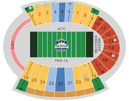 Sun Bowl Stadium Seating Chart Tony The Tiger Sun Bowl Tickets 38 Hotels Near Sun Bowl