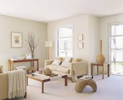 white painted room