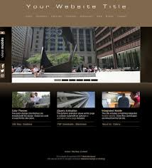 Photography Websites Templates HTML Web Template Plus Mobile Photography Business With Drop Menus 12