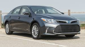 2017 Toyota Avalon Limited Hybrid - Drive, Interior and Exterior ...