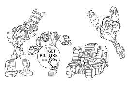 Coloriage Transformers Rescue Bots Boulder L Duilawyerlosangeles