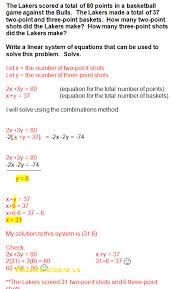 systems of linear equations word problems worksheet worksheets for