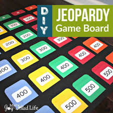 Jeopardy Game Template √ Jeopardy Game Template for Powerpoint Natural Microsoft ...