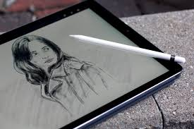 Drawing On Ipad Pro Pencil Drawing On The Ipad Pro With Apple Pencil Tips