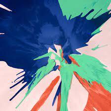 Splash Blue Green Ipad Wallpaper - HD ...