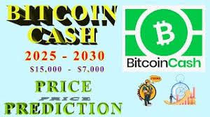 Bitcoin cash price prediction 2021, bch price forecast. Bitcoin Cash Bch Usd Price Prediction For 2025 2030 Trying To Stay Afloat In The Rising Tide Youtube