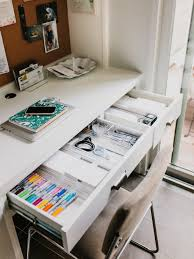 how to organize office space. One Thing That My Very First Styling Boss Impressed Upon Me Was The Need To Wrap Up Day With A Tidy Desk And Working Space. How Organize Office Space B
