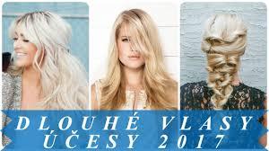 Nejoblíbenější Dlouhé Blond Vlasy účesy 2017