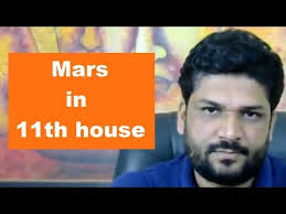 Mars In 11th House Of Birth Chart
