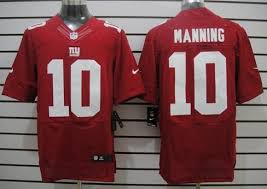Manning Jersey Eli Eli Red Manning