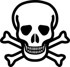 Image result for skulls and skeletons sign