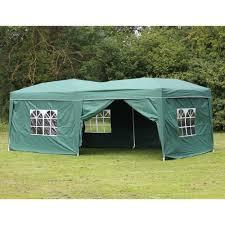 ez pop up canopy gazebo party tent