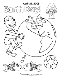 Small Picture free printable earth day coloring pages and activities free earth