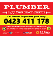 crown plumbing specialists plumbers gas fitters asquith