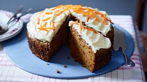 Classic Carrot Cake Recipe Bbc Food